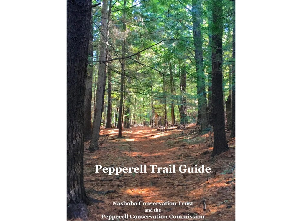 Nashoba Conservation Trust Trail Guide