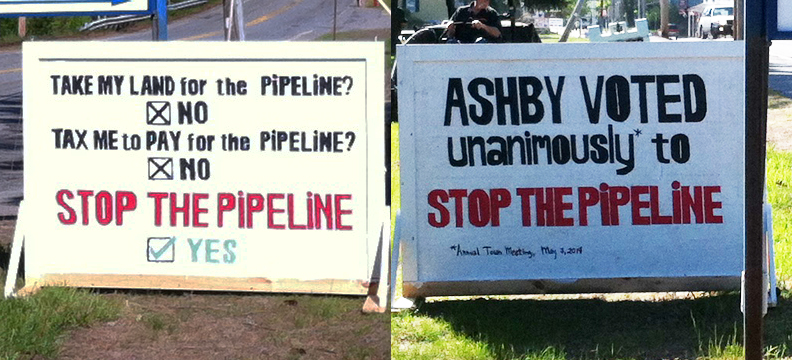 Stop the Tennessee Gas Pipeline