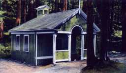 The Old 'Pepperell Spring House'