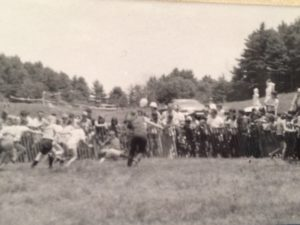 Woodsman's Field Days, 1975